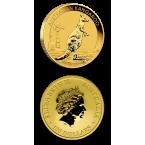 Australia Nugget / Kangaroo, 1 oz Gold, 2012