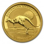 Australia Nugget / Kangaroo, 1/10 oz Aur, 2015