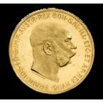 Austria 100 Coroane Aur
