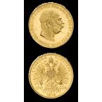 Austria 100 Kronen Gold