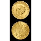 Austria 20 Kronen Gold