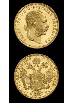 Austria 1 Ducat Aur Ediție Nouă