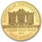 Austria Vienna Philharmonic 1 oz Gold 2014
