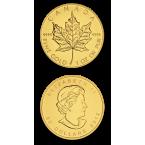 Canada Maple Leaf 1 oz Gold 2013