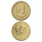 Canada Maple Leaf 1/10 oz Gold 2013