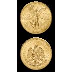 Mexico 50 Mexican Peso Gold