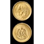 Mexico 2,5 Mexican Peso Gold