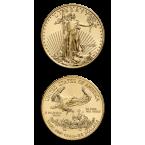 SUA American Eagle 1/2 oz Aur diferiți ani