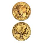 USA Buffalo 1oz Gold 2012