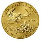 USA American Eagle 1/2 oz Gold 2014