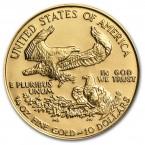 USA American Eagle 1/4 oz Gold 2014