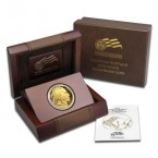 USA American Buffalo, 1oz Gold, PROOF, Wooden Box, mixed years