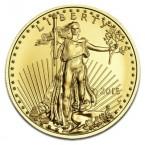 USA American Eagle 1/10 oz Gold 2015