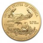 SUA American Eagle 1 oz Aur 2014