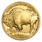 SUA Buffalo 1 oz Aur 2015