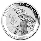Australia Kookaburra 1 oz Argint 2017