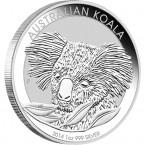 Australia Koala 1 oz Argint 2014