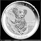 Australia Koala 1 oz Argint 2017