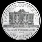 Austria Viena Philharmonic 1 oz Argint 2017