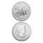 Canada Moose 1oz Silver Wildlife Series 2012