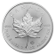 Canada Maple Leaf 1 oz Silver 2016
