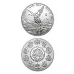 Mexic Libertad 1 oz Argint BU 2013