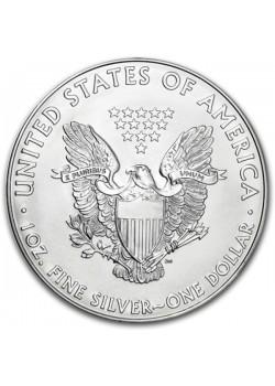 SUA American Eagle 1 Dolar 1 oz Argint 2014